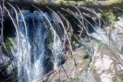 Арфата на Орфей се крие в Каньона на водопадите