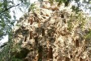 Фракийское святилище Глухие камни