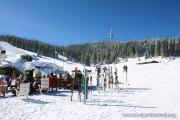 Пампорово - снежные склоны, дикие пещеры и живописные пейзажи