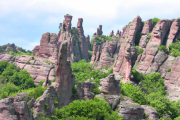 Белоградчишките скали - едно от природните чудеса на света