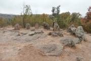 Кромлехът край Долни Главанак - родопският Стоунхендж