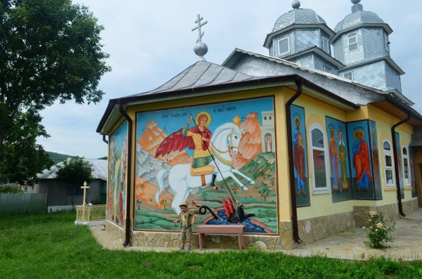 Kazashko church Custom